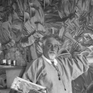 Duilio Cambellotti, Ragusa, 1933
