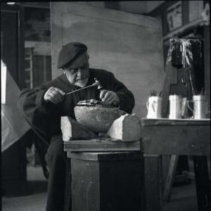 Duilio Cambellotti, 1956