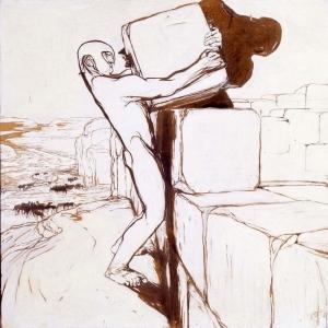 Il Vallo di fuoco o Le Mura, 1910
